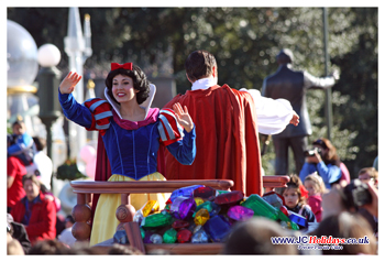 Walt Disney World Florida, Snow White