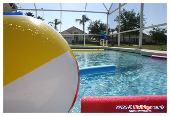 JCHolidays Private Florida Vacation Rental villa available for rent in Orlando, Florida