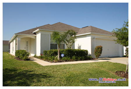 JCHolidays - Private Florida vacation rental villa for your Orlando holiday